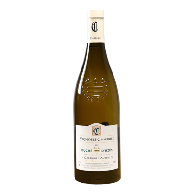 Vignoble Chabrier - AOP La Garrigue d'Aureillac Blanc 2019