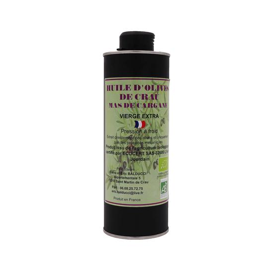 Huile d'Olive Mas de Cargane