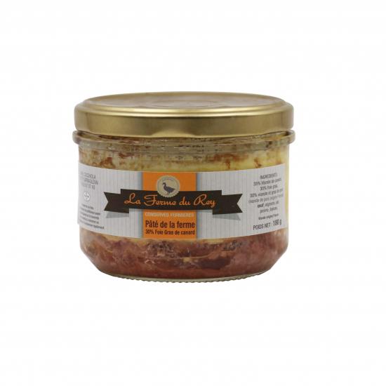 La ferme du Roy Paté & Foie gras