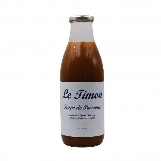 Soupe de Poisson Timon 1l