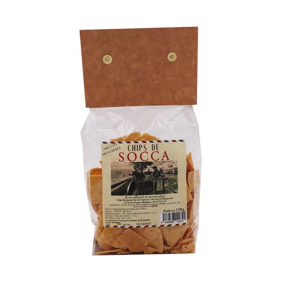 Chips Socca