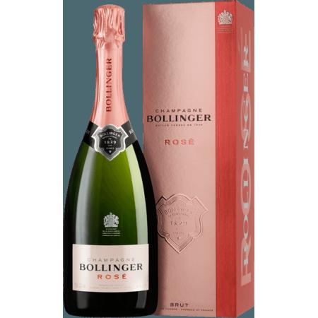 Bollinger Rosé Coffret