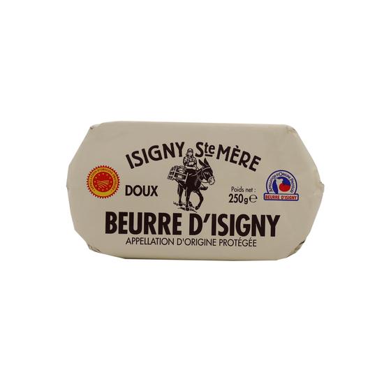 Beurre Isigny Doux