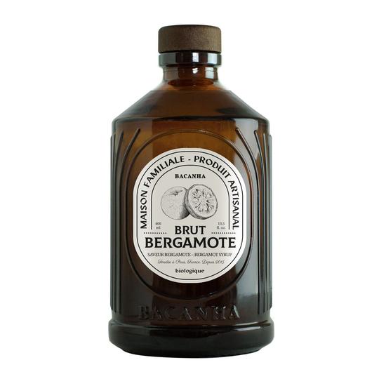 Bacanha - Sirop Bergamote