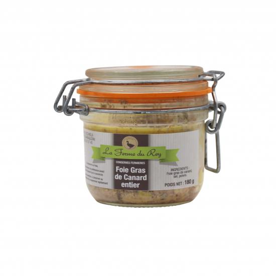 La ferme du Roy Foie gras