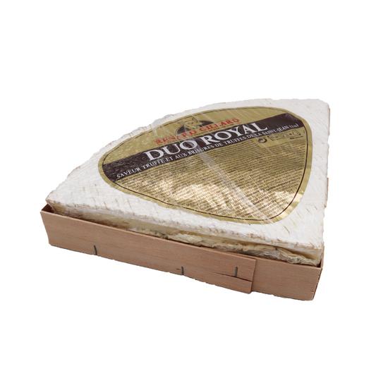 Vache - Brie à la Truffe (coupe)