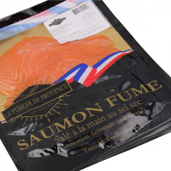 Saumon Tranche Bio 100g