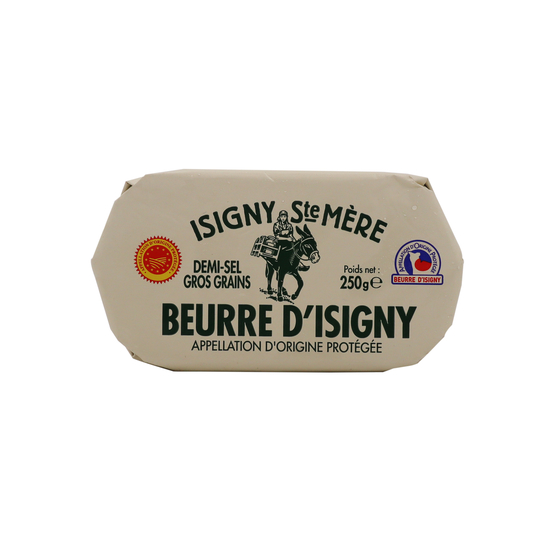Beurre Isigny Demi-Sel