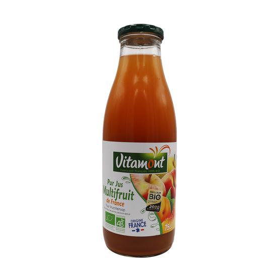 Jus Multifruits Bio