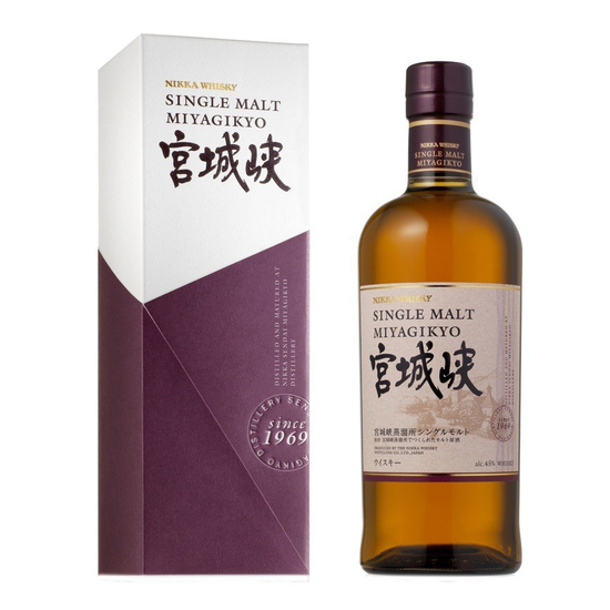 Whisky - Miyagikyo Single Malt