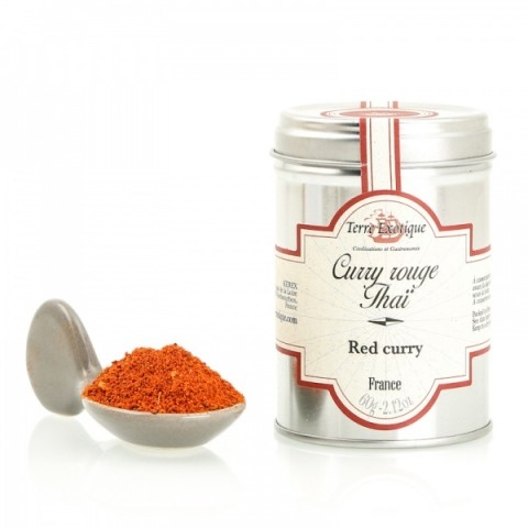 Curry rouge