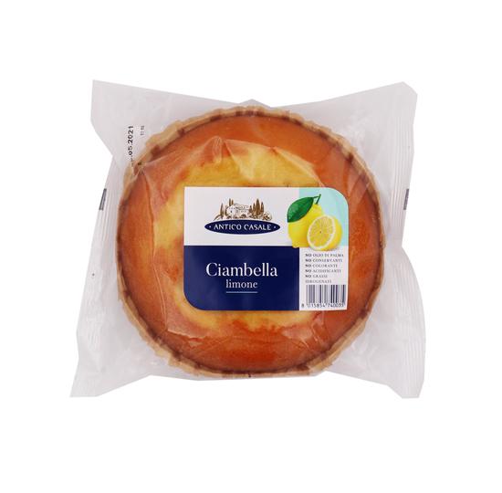 Ciambella Citron