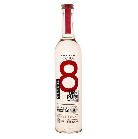 Tequila - Ocho 2018 Reposado. El Vergel