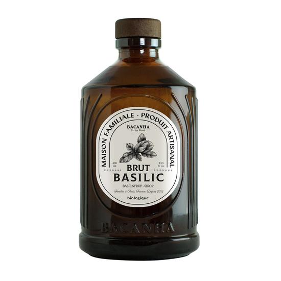 Bacanha - Sirop Basilic