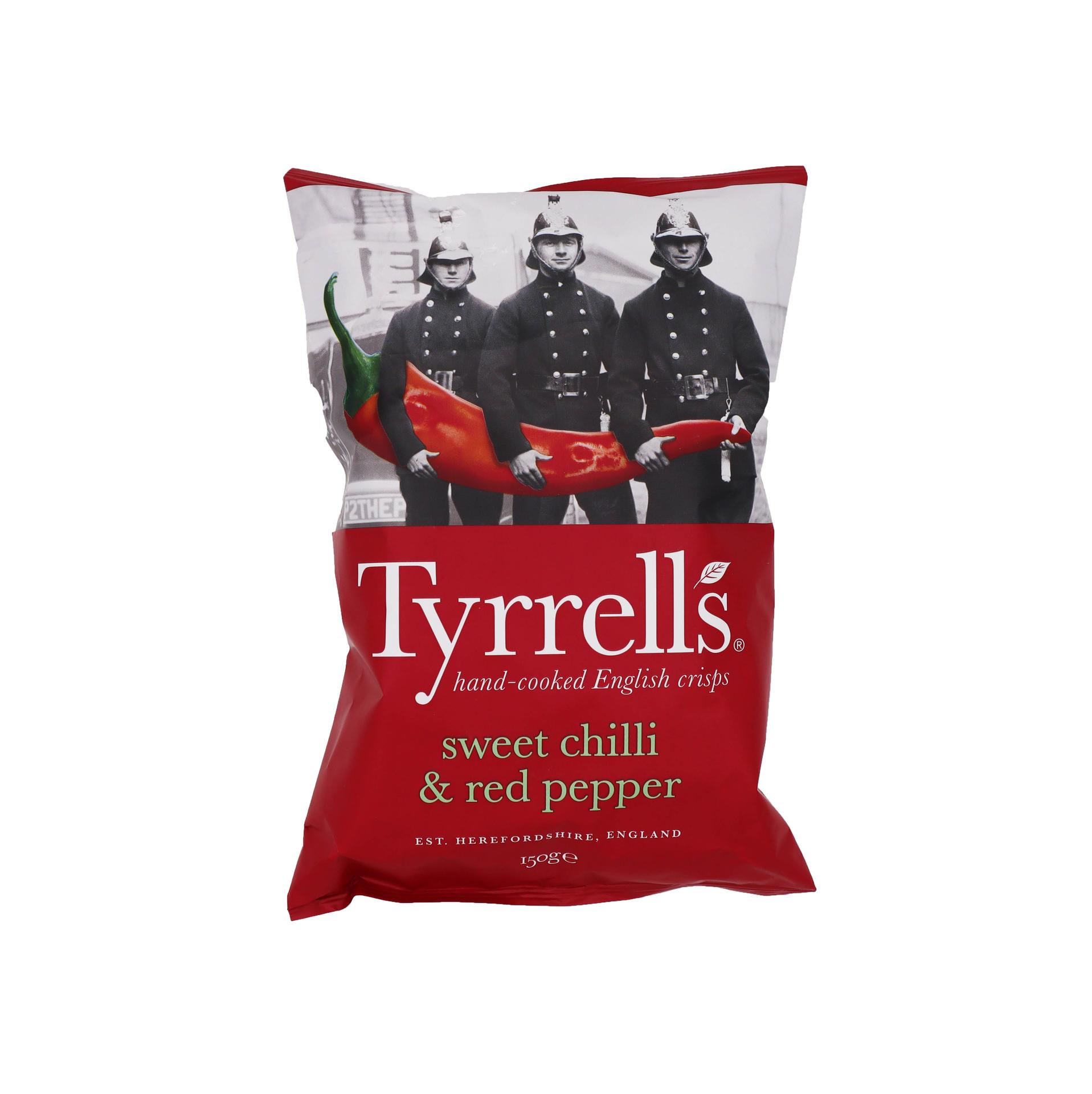 Chips Tyrells